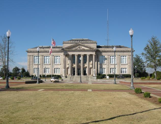 covington county al courthouse